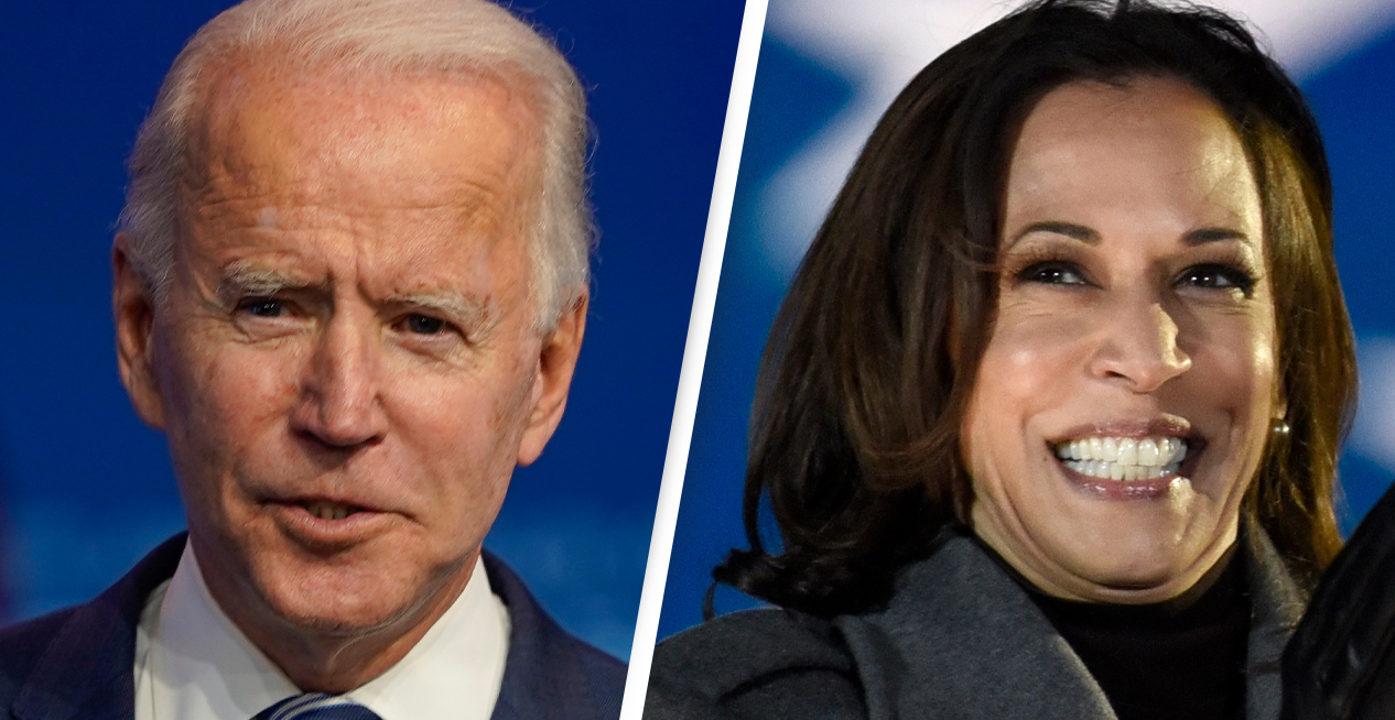 People Of Colour Make Up Nearly Half Of Joe Biden's Transition Team