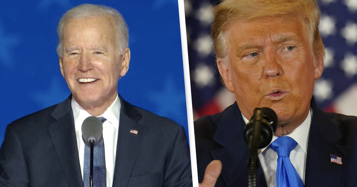 US Election 2020: Donald Trump Just Refused To Accept Joe Biden Has Won The Election