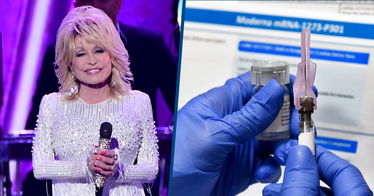 Dolly Parton Made A $1m Donation To Fund Moderna's Covid Vaccine Research