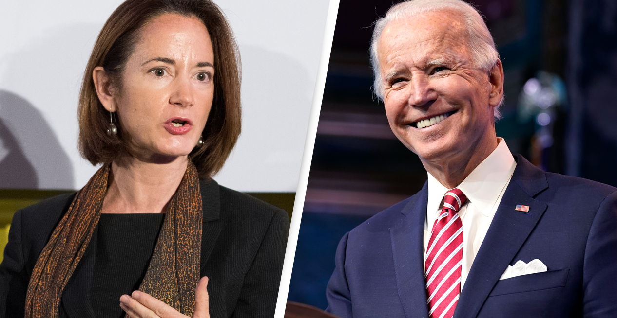 Joe Biden Set To Nominate First-Ever Woman To Lead US Intelligence