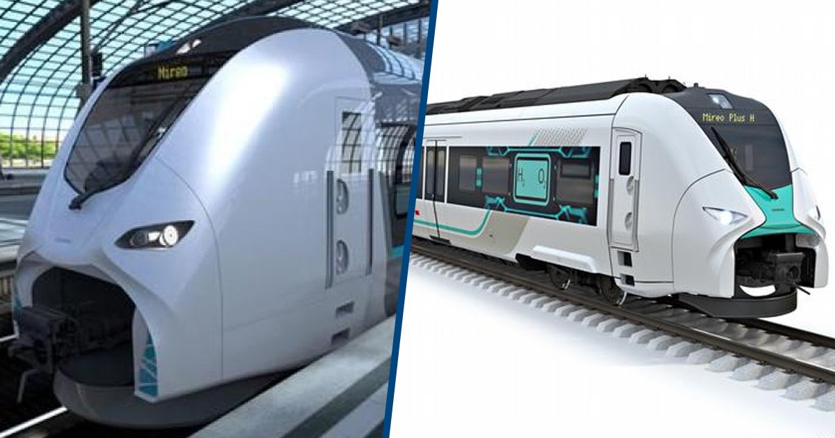 Germany To Trial Hydrogen-Powered Trains