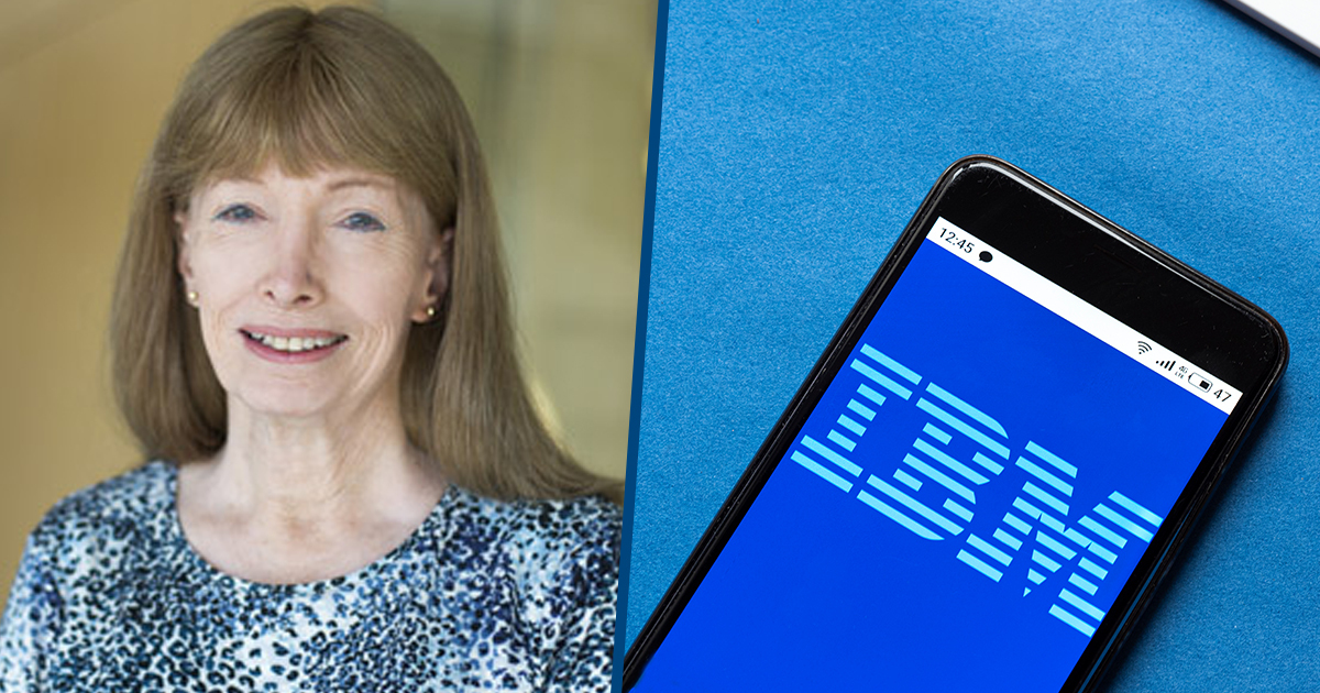 IBM Apologises For Firing A Computing Pioneer For Being Transgender 52 Years Ago