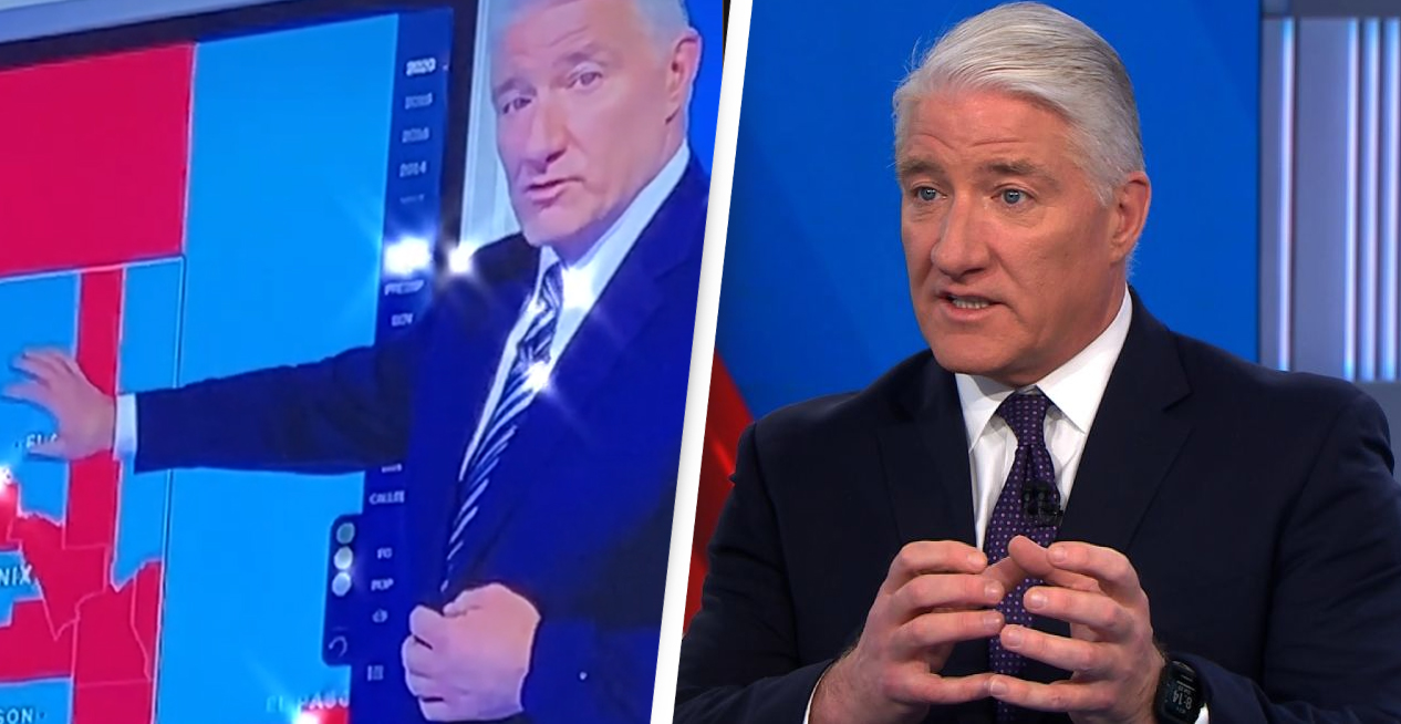 TikTokers Are Creating Fan Cams For US Election Analyst John King