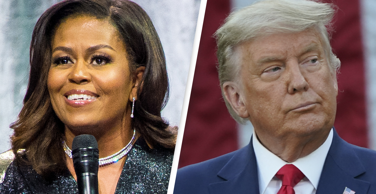 Michelle Obama Urges Trump To Concede In Powerful Instagram Post