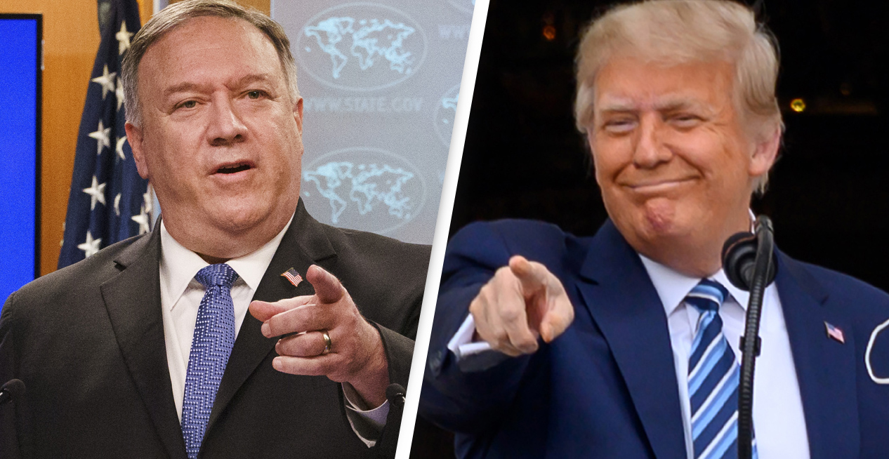 Mike Pompeo Says There Will Be 'Smooth Transition' To 2nd Trump Administration Despite Biden Win