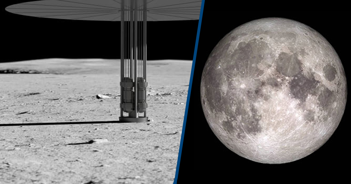 NASA Wants To Put A Nuclear Power Plant On The Moon