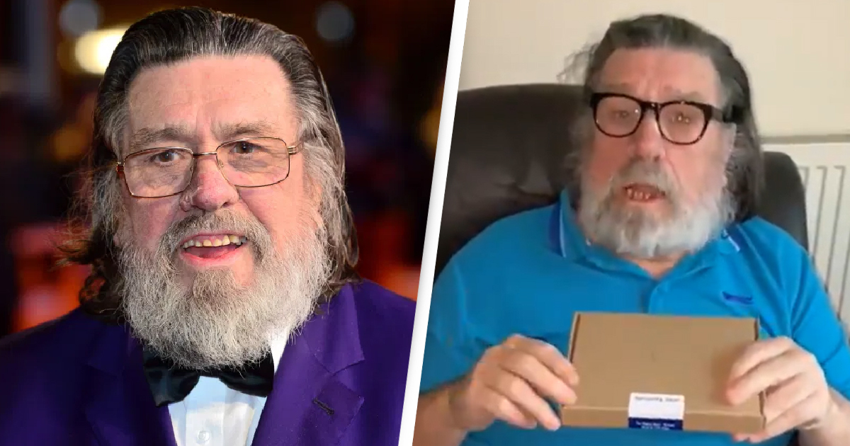 Royle Family Star Ricky Tomlinson Warns Of Dangers Of Coronavirus After Brother Dies