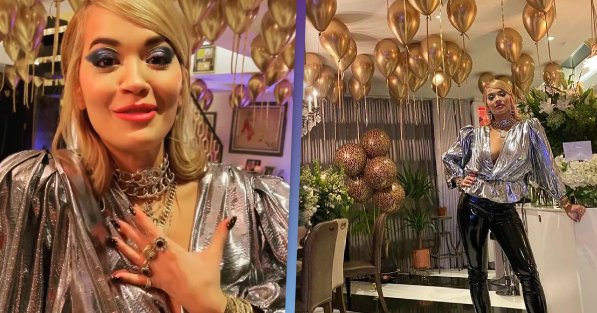 Rita Ora Threw Birthday Party After She Was Told Lockdown Was Over