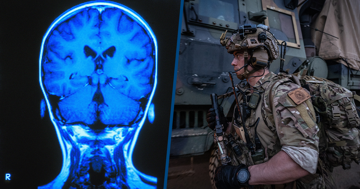 US Army Developing Tech To Read Soldiers' Minds