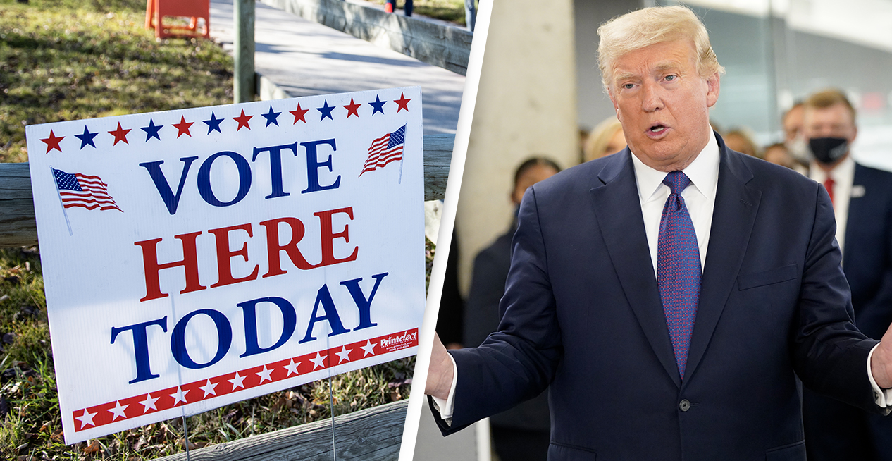 US Election 2020: Pollsters Who Predicted 2016 Election Result Predict Trump Victory