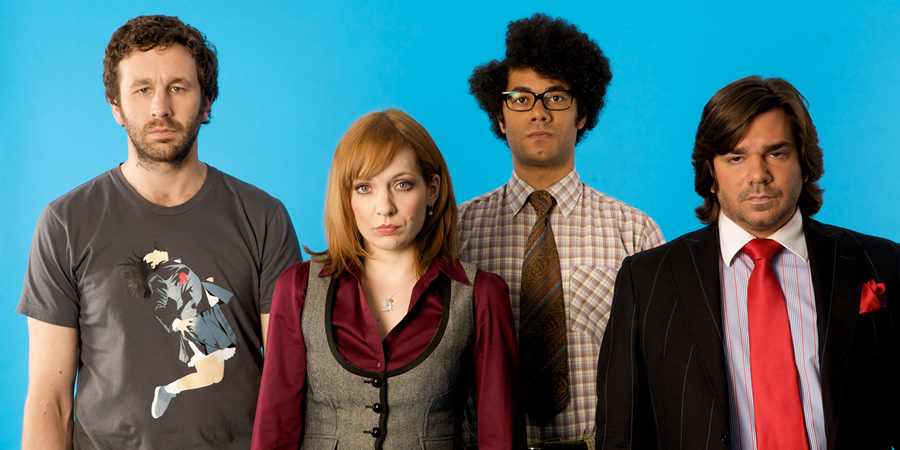 Comedy Tv Shows Uk