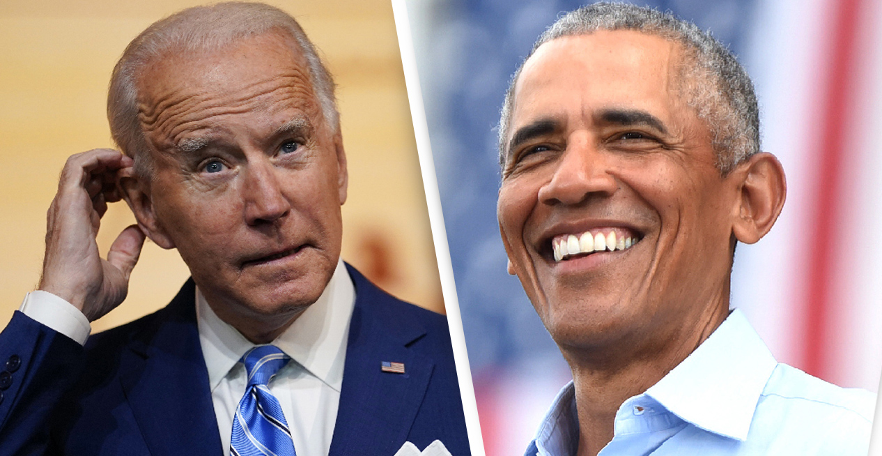 Biden Says He'll Join Former Presidents In Getting COVID Vaccination On TV