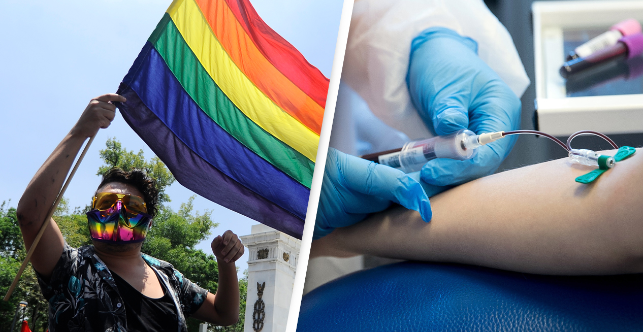 More Gay And Bisexual Men Can Give Blood In Landmark UK Rule Change
