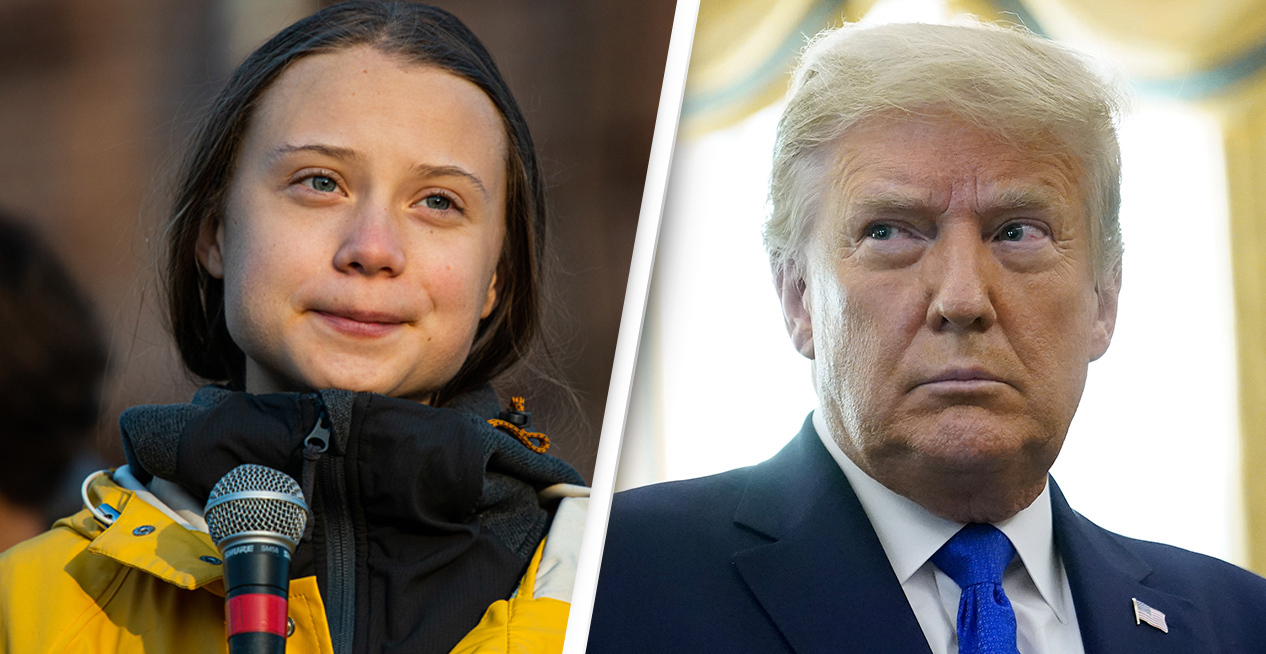 Greta Thunberg Is 'More Than Happy' US Is Rejoining Paris Climate Agreement