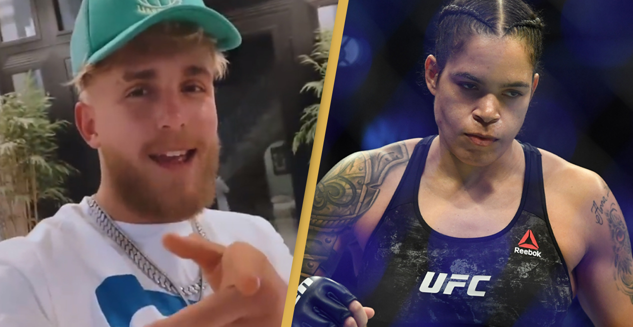 Jake Paul Responds To Dana White Threatening To Get Him 'Knocked-Out' By Amanda Nunes
