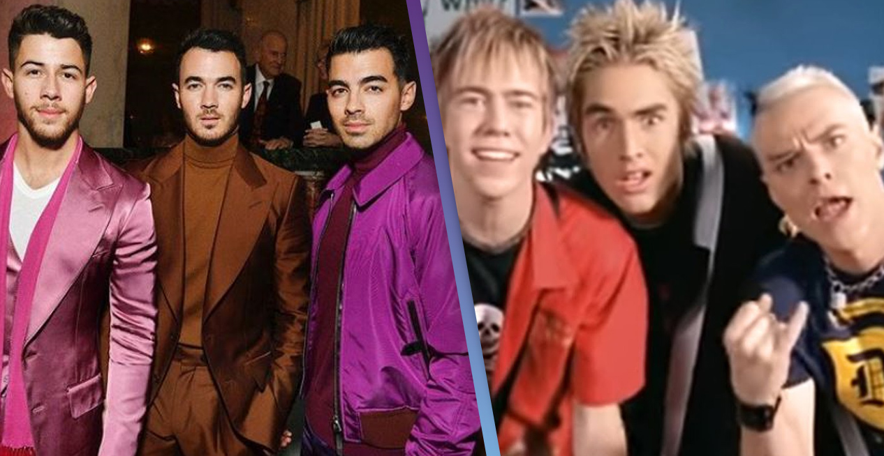 Americans Think The Jonas Brothers Wrote Year 3000 And People Are Freaking Out