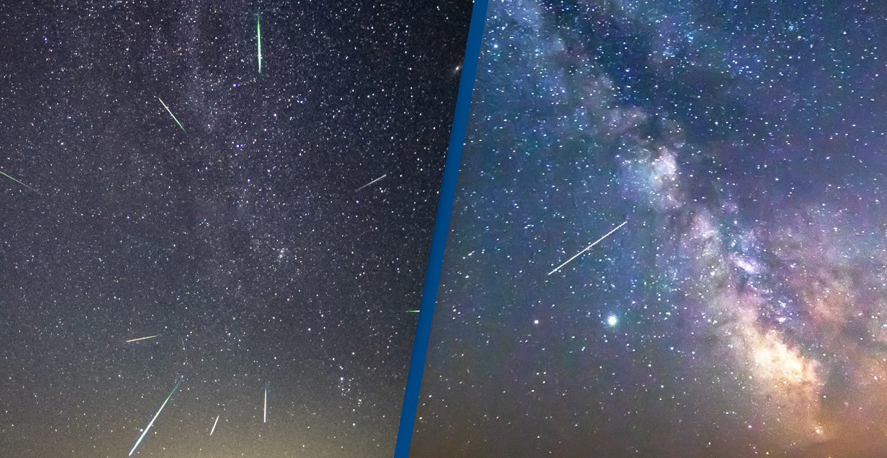 Meteor Shower Will Light Up Sky With Hundreds Of Shooting Stars An Hour This Weekend