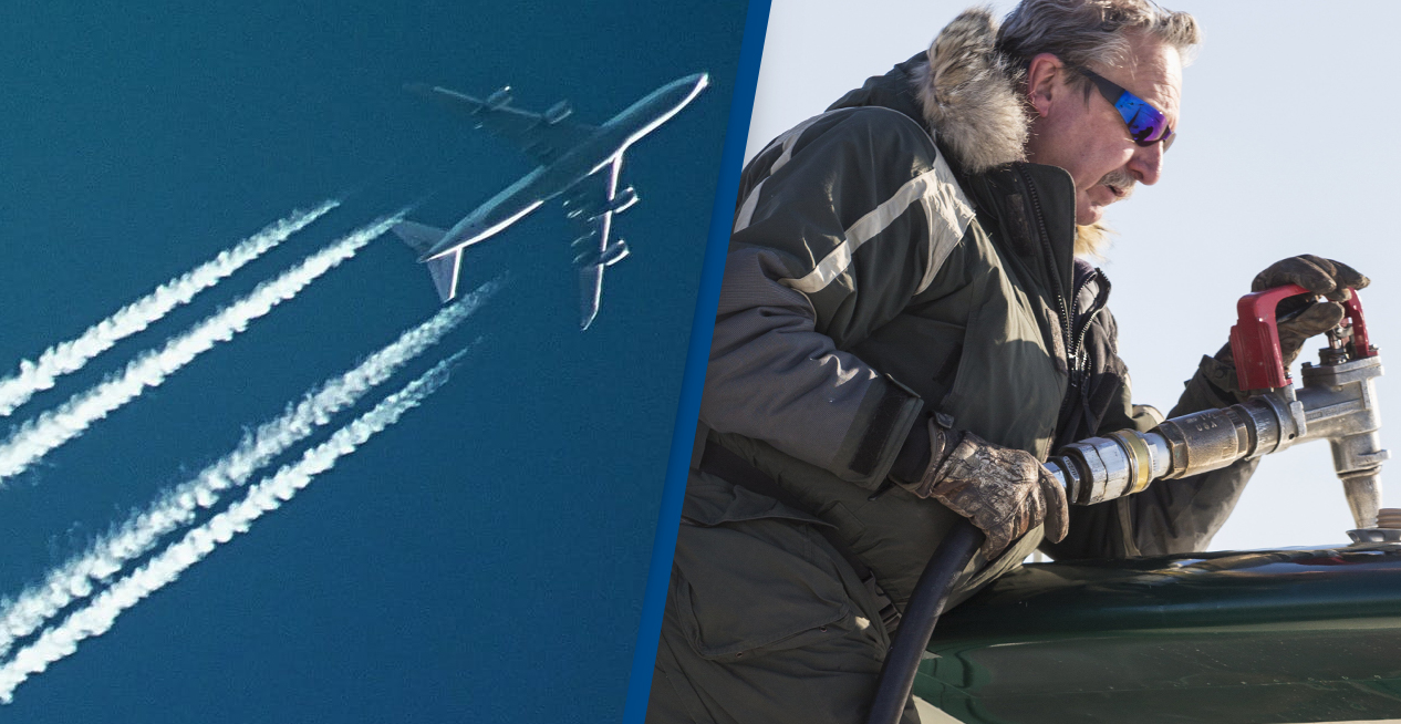 Oxford Scientists Discover Way To Make Plane Fuel Out Of Carbon Dioxide