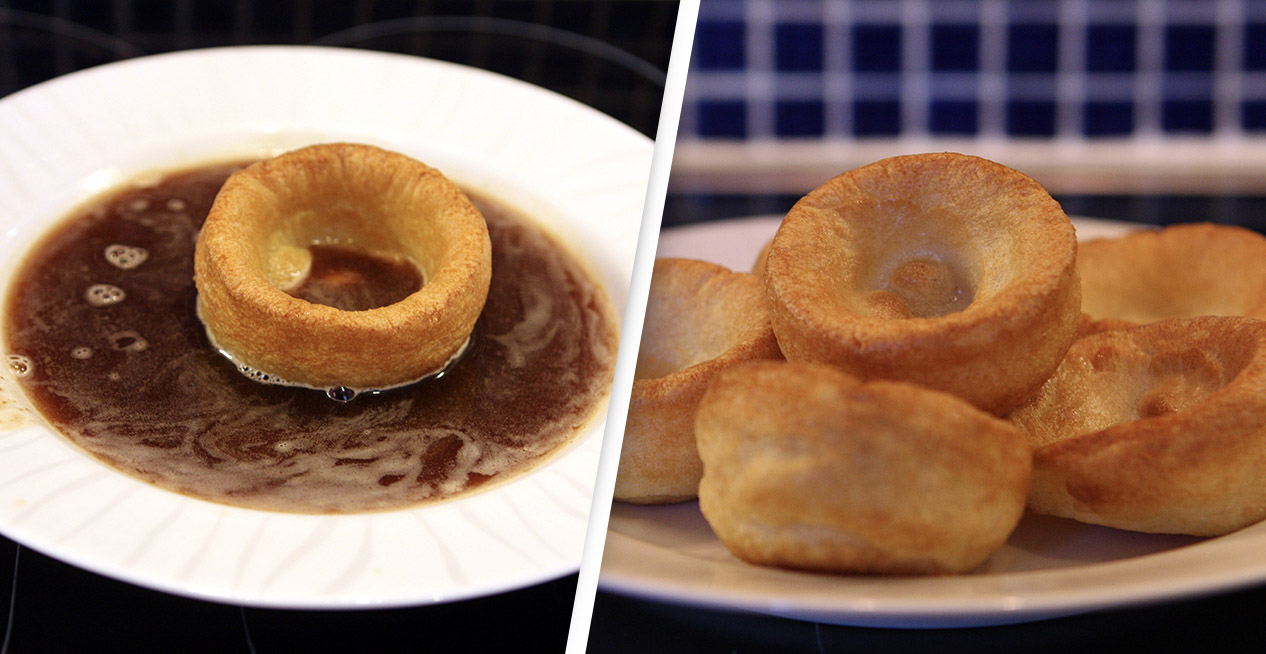 76% Of People Think Yorkshire Puddings Belong On Christmas Day Dinner