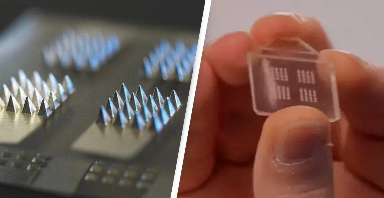 British Scientists Developing World's First Covid-19 Vaccine Smart Patch