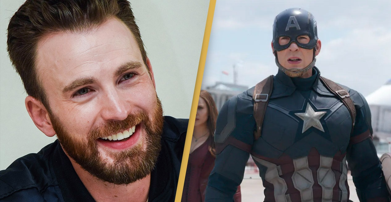 Chris Evans In Negotiations With Marvel To Return To MCU