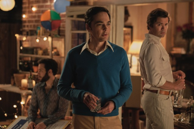 Boys in the Band Jim Parsons