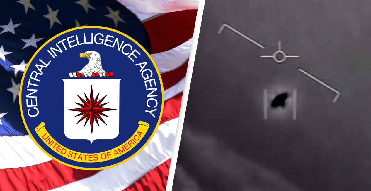 CIA Has Begun Releasing Alien And UFO Files Five Months Early