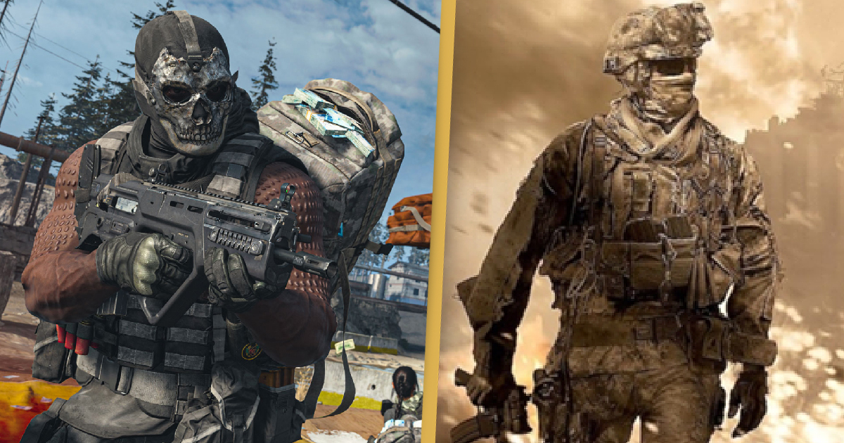Call Of Duty Voted UK's Most Popular Gaming Franchise