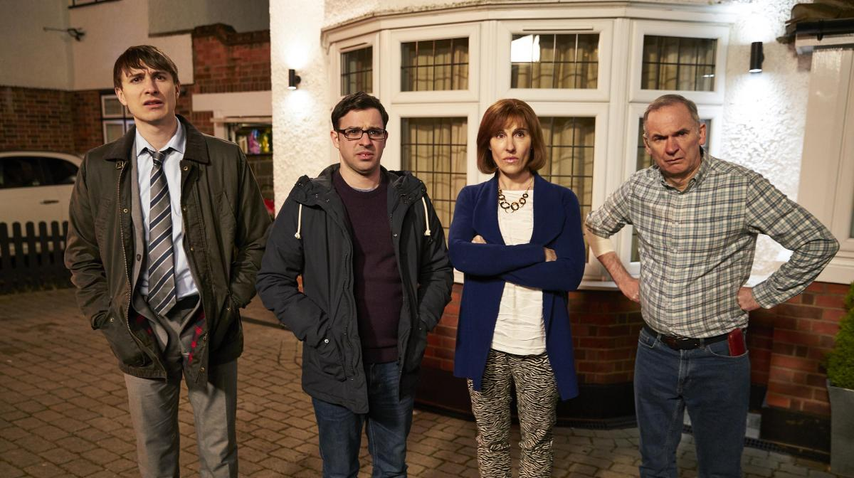 Channel 4 Announces Friday Night Dinner 10 Year Special