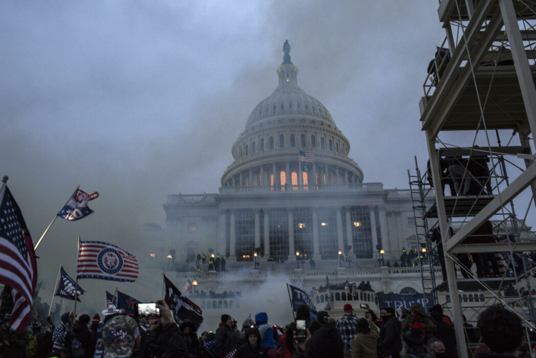 Congress Finalises Biden's Presidential Win After Violent Delay At The Capitol