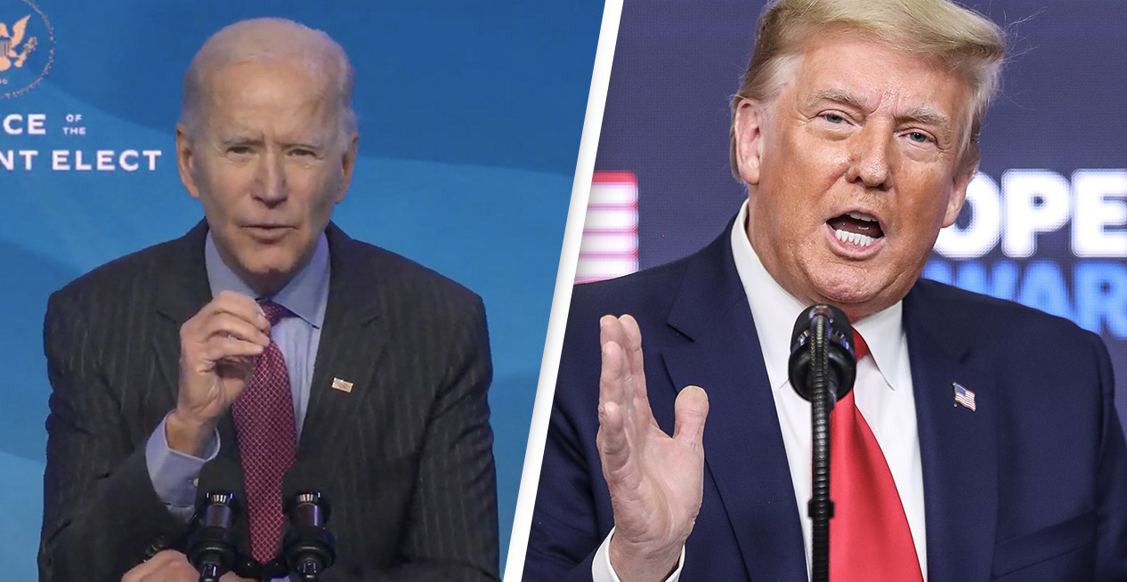 Joe Biden Calls Donald Trump 'The Most Incompetent President' In American History