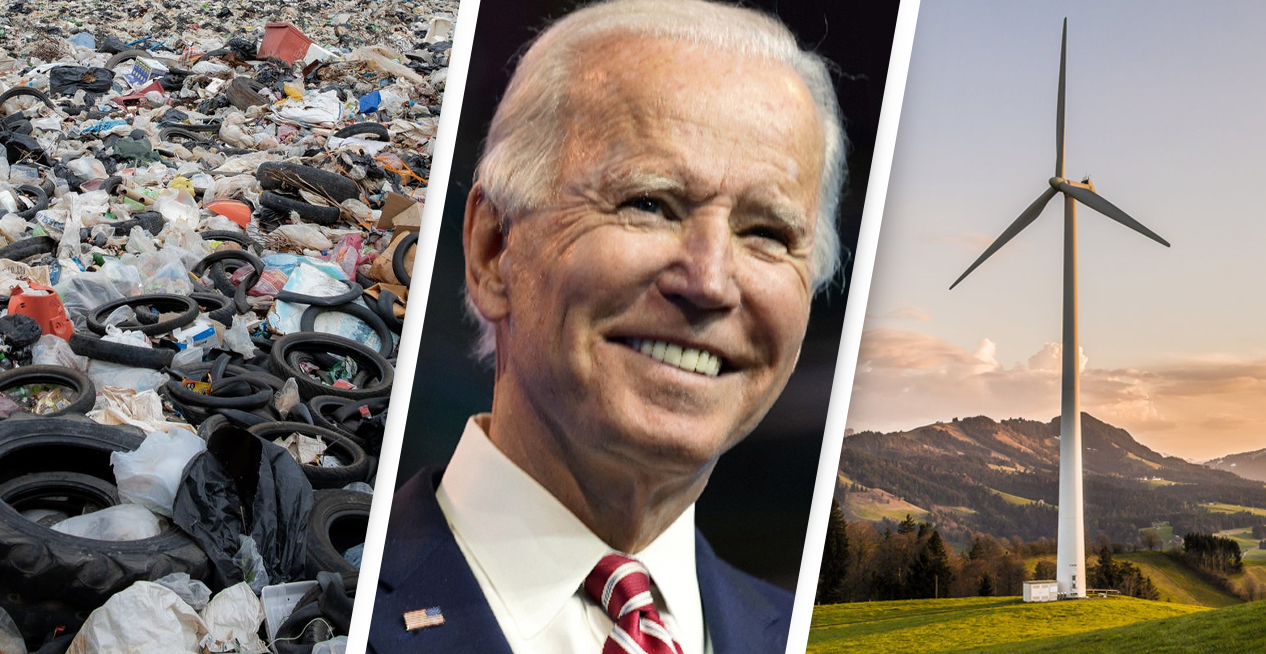 Biden Stops More Than 100 Of Trump's Environmental Policy Decisions