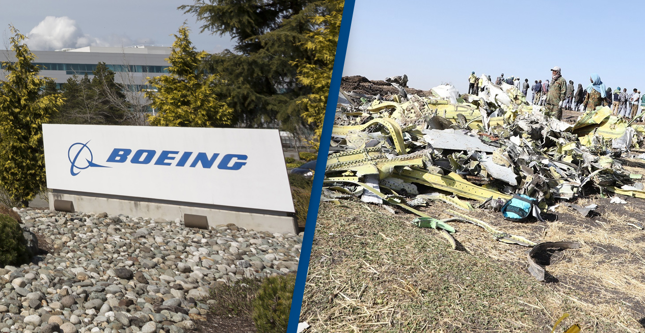 Boeing Faces $2.5 Billion Fine For Lying About 737 Max Crashes
