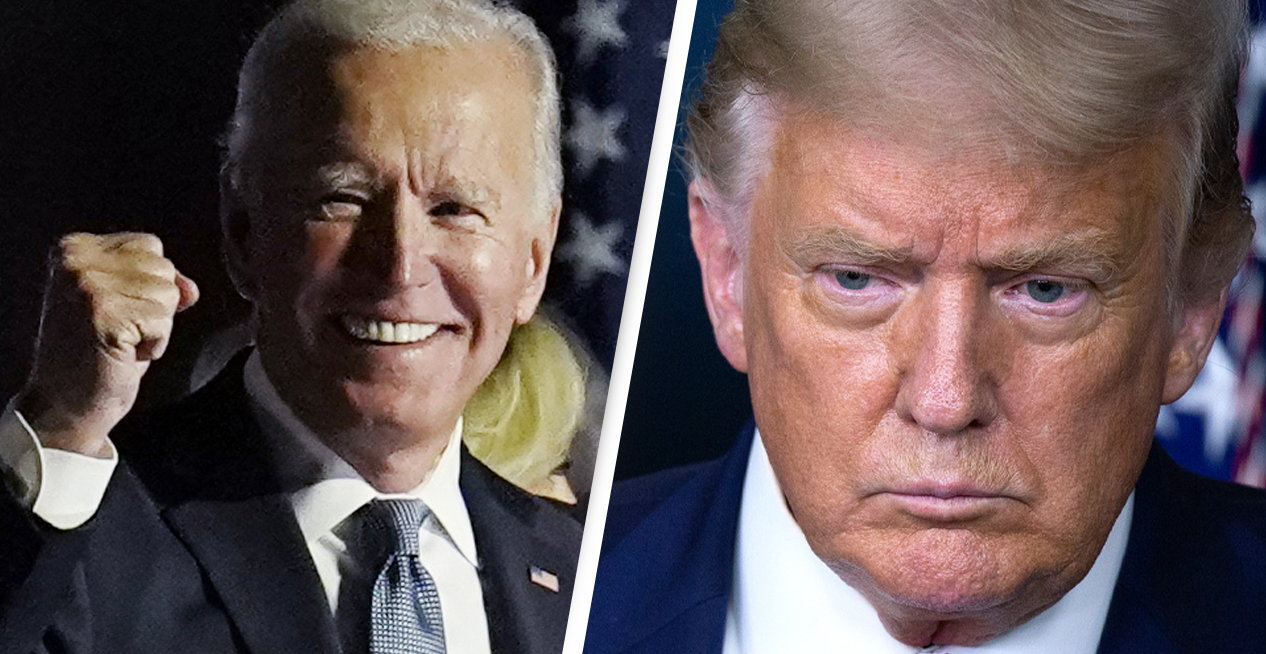 Biden Announces 'Immediate' End To Trump's Border Wall Project