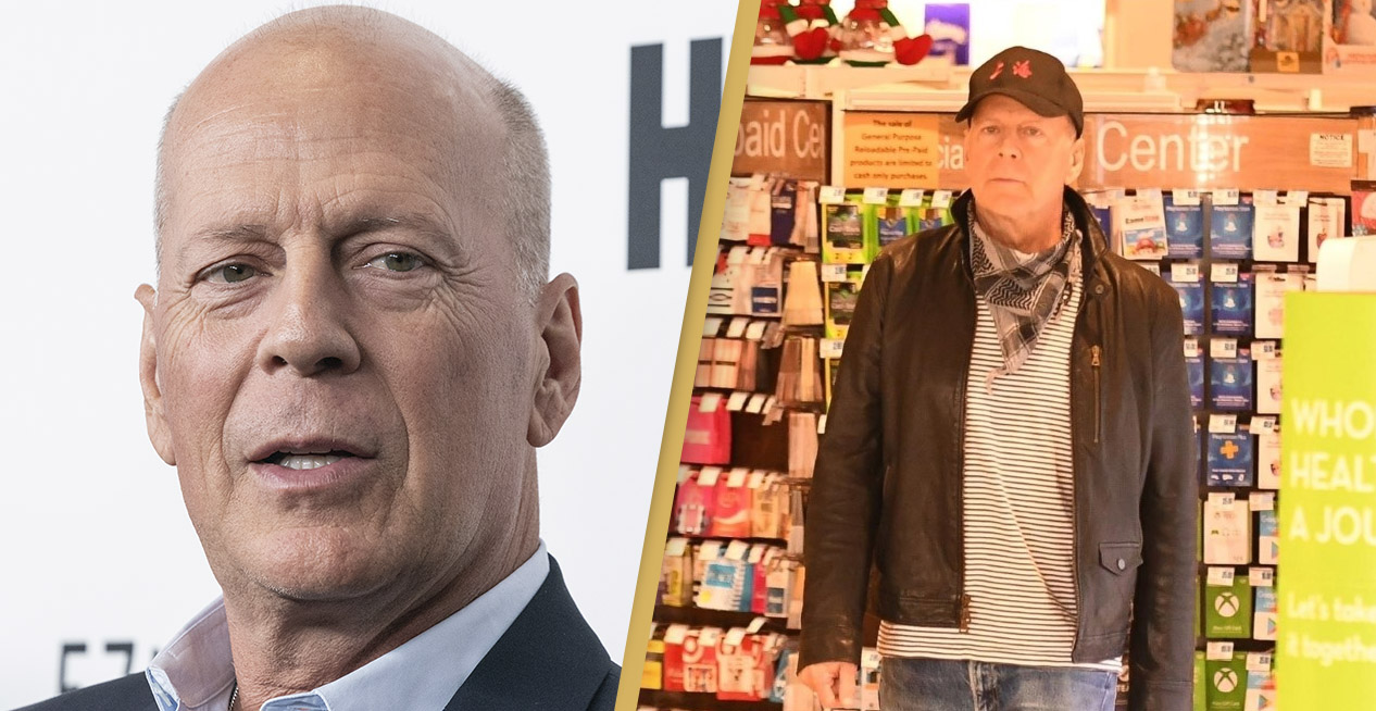 Bruce Willis Apologises After Getting Kicked Out Of Pharmacy For Refusing To Wear Mask