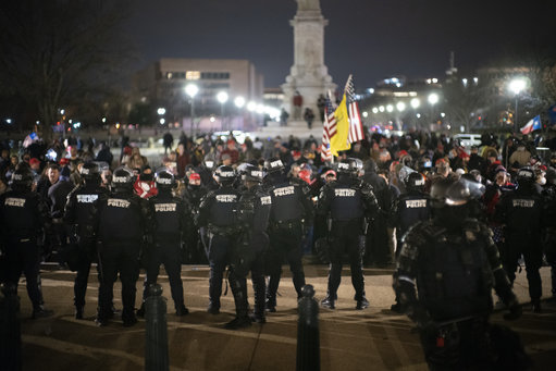 Police US Capitol