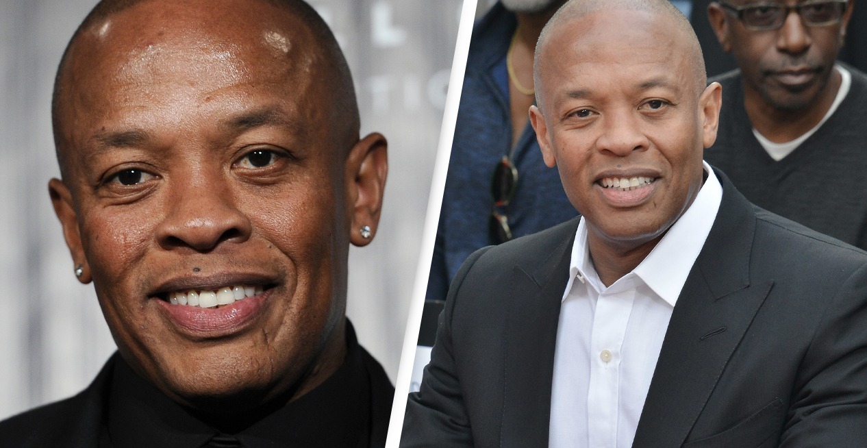 Dr. Dre Hospitalised After Suffering A Brain Aneurysm