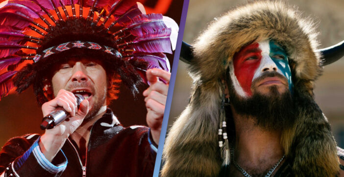 Jamiroquai Frontman Confirms He Didn't Riot US Capitol 'With All Those Freaks'