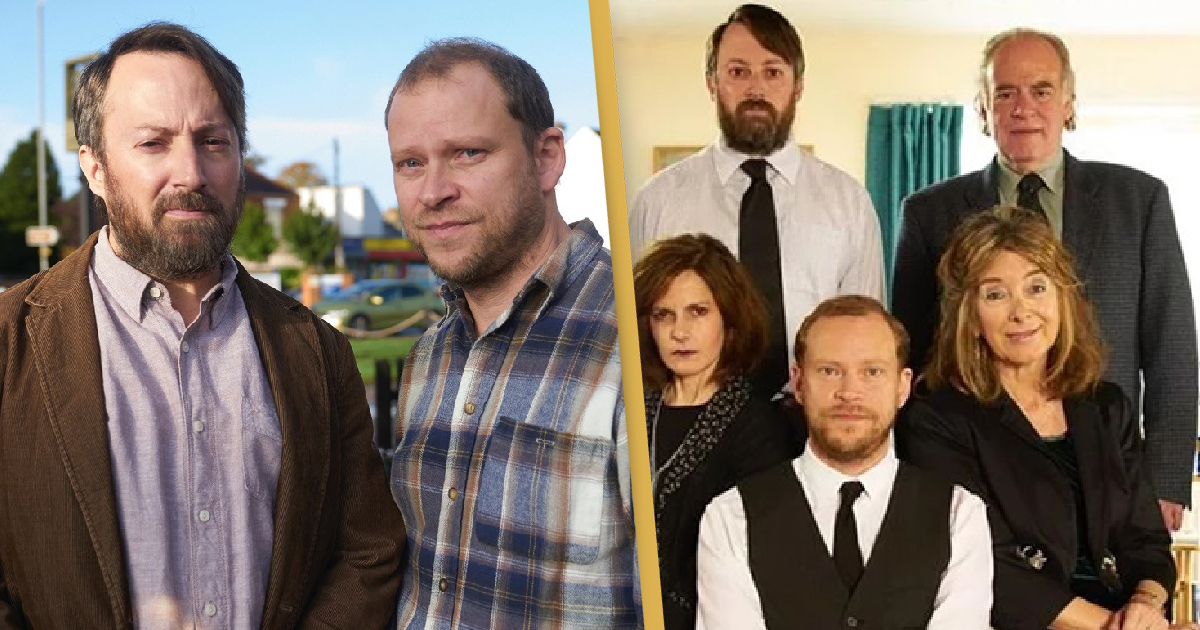 Peep Show's Mitchell And Webb Say Best Sitcom Characters Do Nasty Things