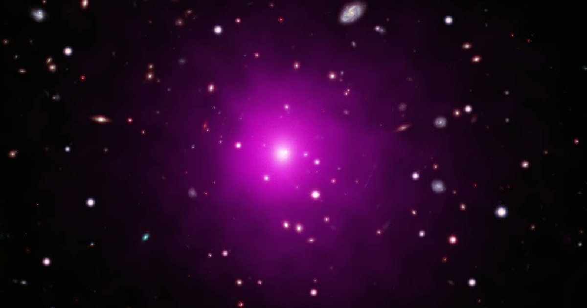 A Supermassive Black Hole Is Missing, NASA Says