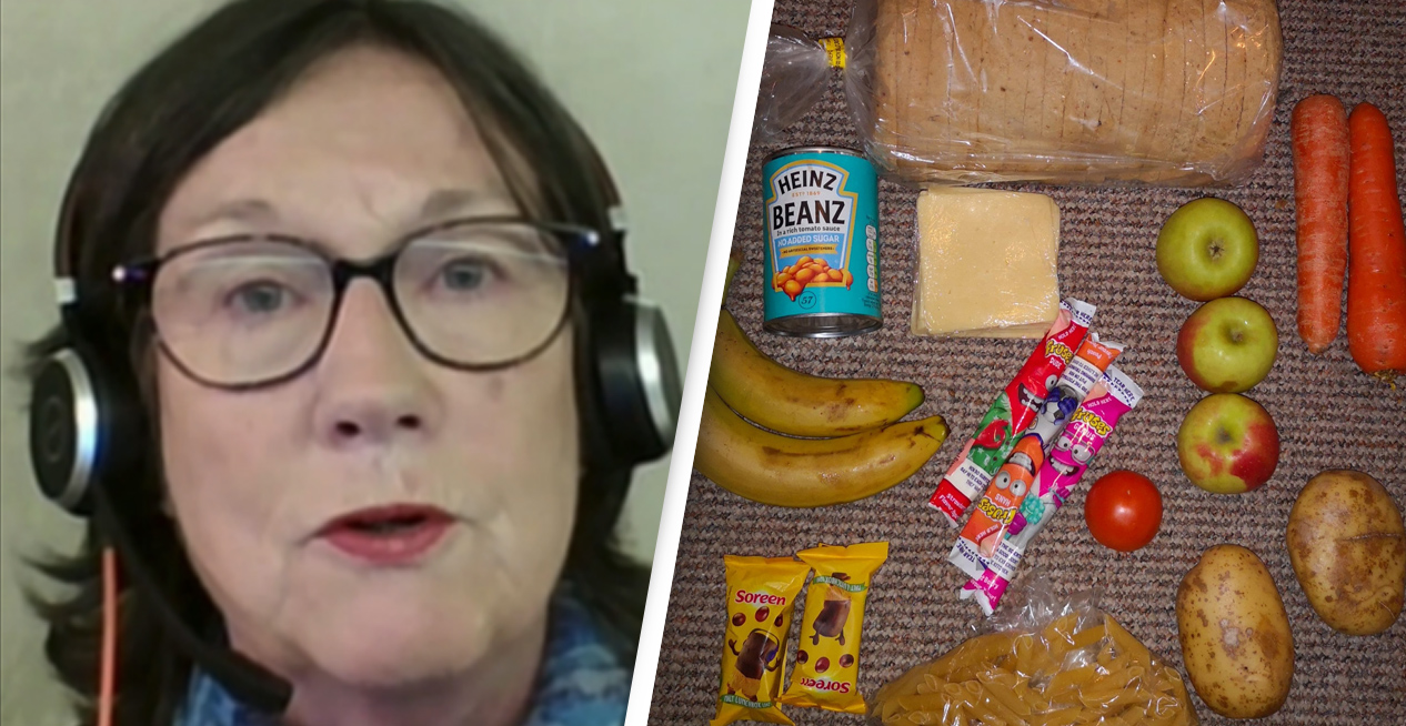 Conservative MP Defends 'Unacceptable' Food Parcels Sent To Hungry Children