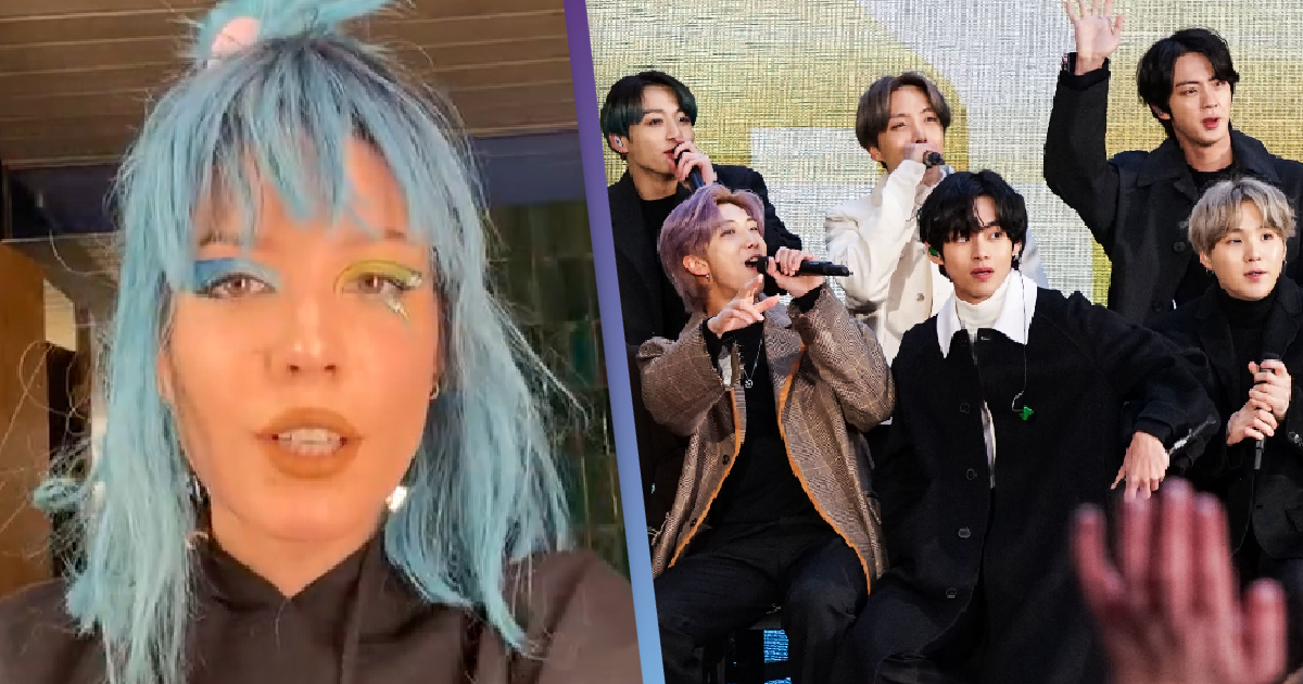 Halsey Slams Radio Host For 'Racist' Comments Comparing BTS To Coronavirus