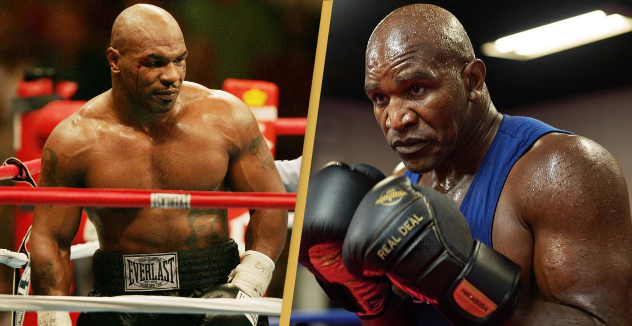 Mike Tyson Says Evander Holyfield Fight Is On For May 29