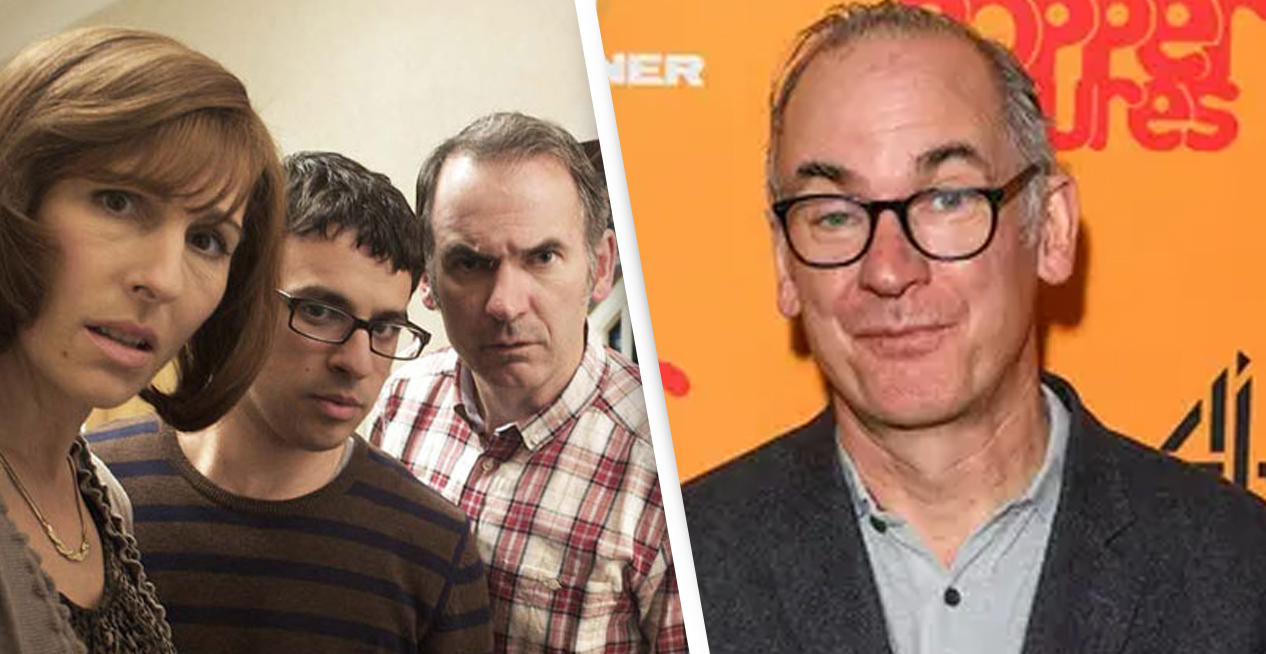 Simon Bird Says He'll 'Always Aspire To Be Like' On-Screen Dad Paul Ritter In Tribute