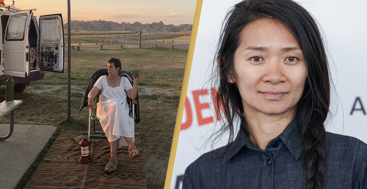 Chloé Zhao Becomes First Woman Of Colour To Win Best Director Oscar