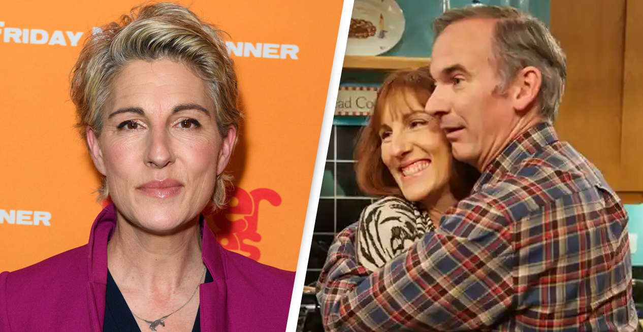 Tamsin Greig Remembers Friday Night Dinner Co-Star Paul Ritter In Emotional Tribute