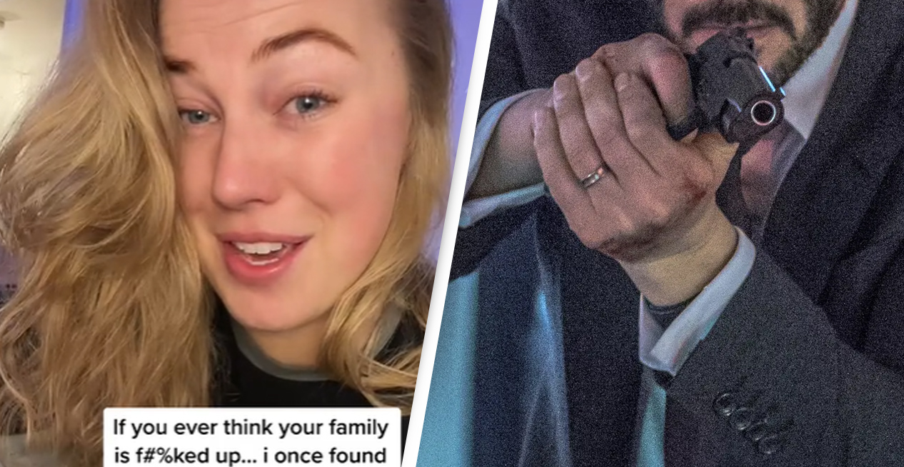 Woman's Step-Mum Accidentally Sent Hitman After Her Dad