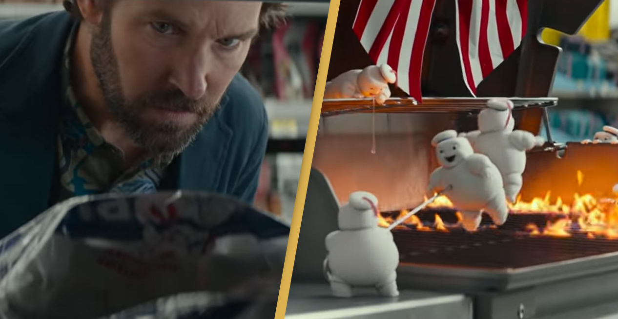 Paul Rudd Is Under Attack By Army Of Mini Stay-Pufts In New Ghostbusters: Afterlife Teaser