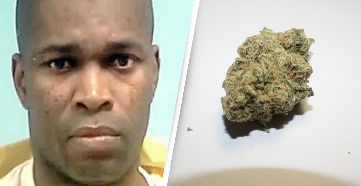 Court Upholds Man's Life Sentence For Cannabis Possession