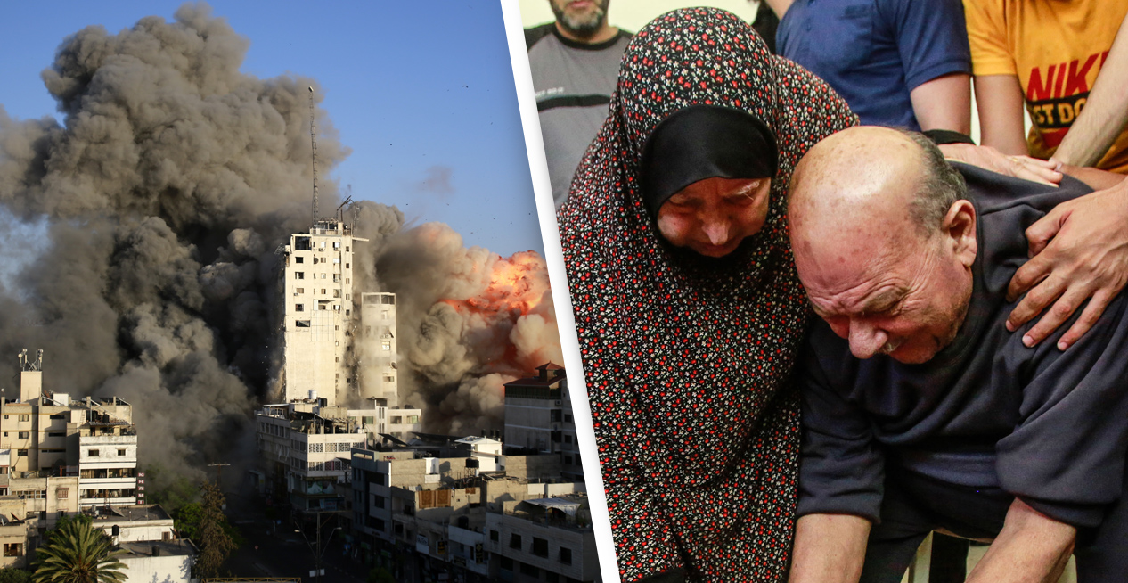 Deaths Continue To Mount As Israeli–Palestinian Violence Worsens